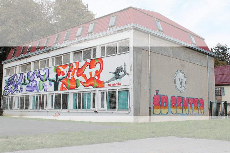 Telovadnica ŠD Center Maribor